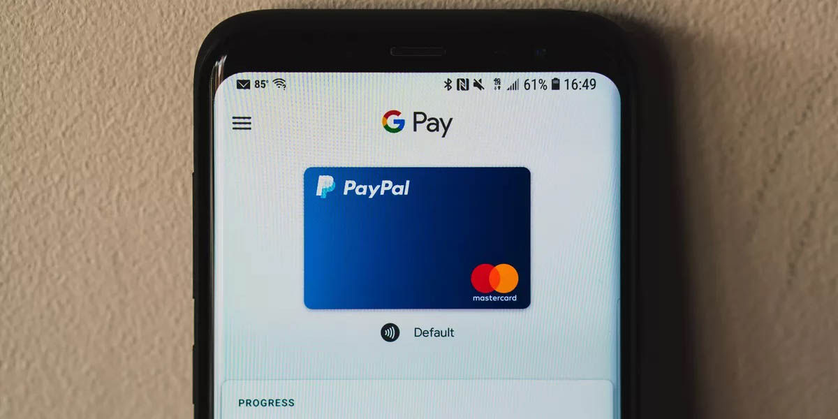 Problema seguridad PayPal Google Pay