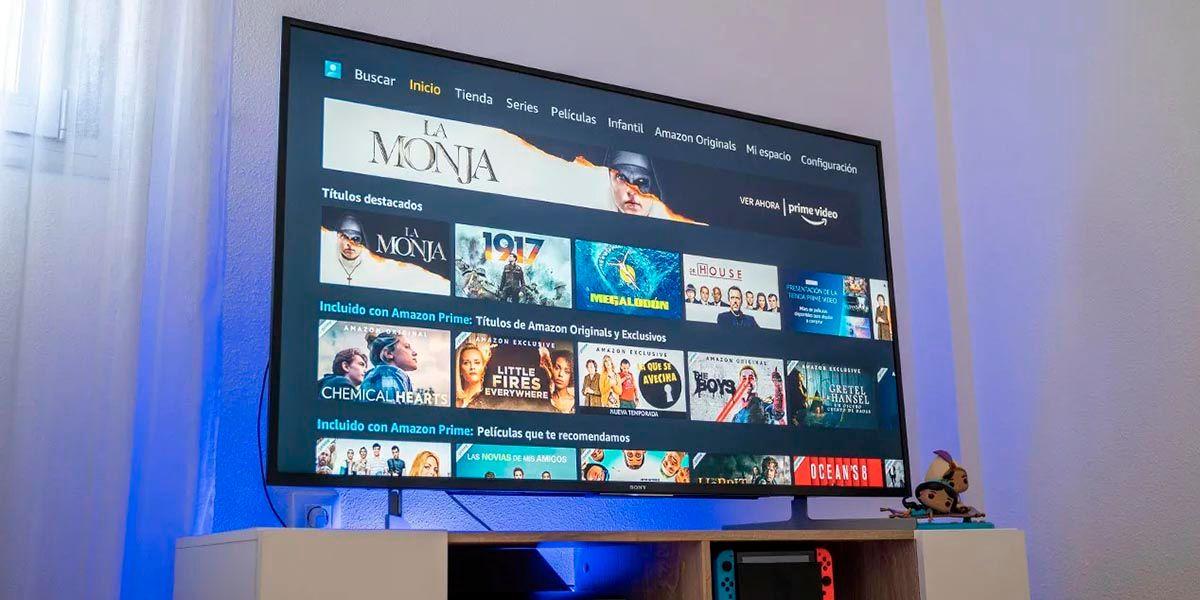 Problema subtitulos Prime Video Android TV solucion