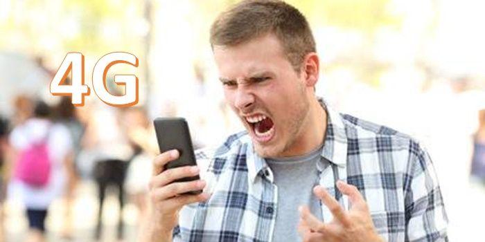 Problemas android con el 4G