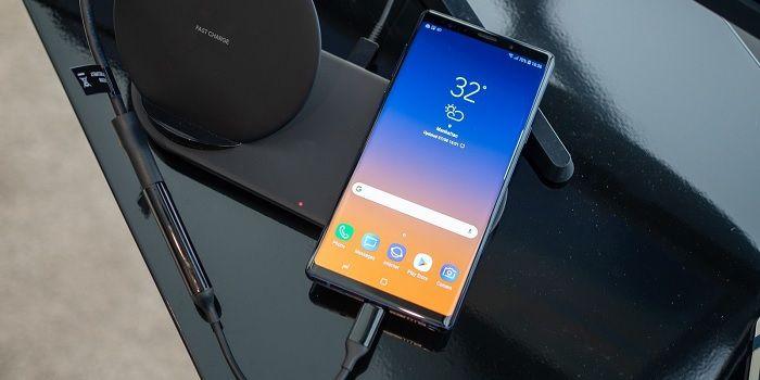 Problemas batería Galaxy Note 9