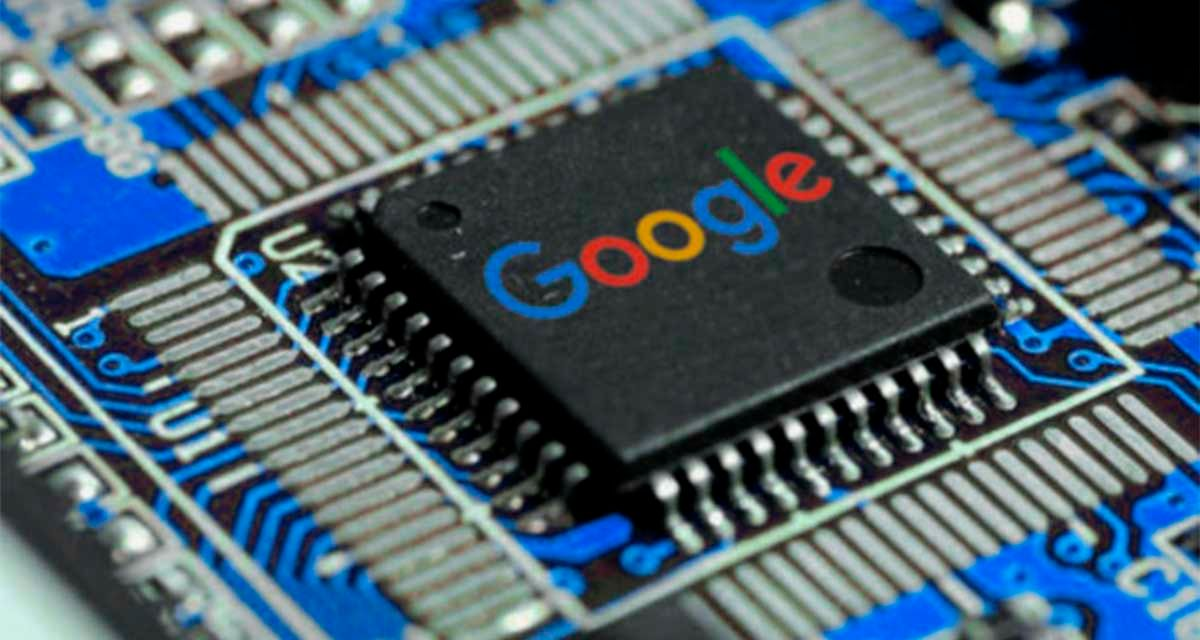 Procesador Google con arquitectura ARM mejoras TPU