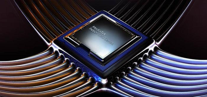 Procesador Helio G90T Redmi Note 8