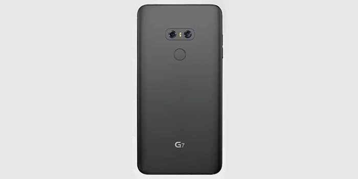 Procesador LG G7