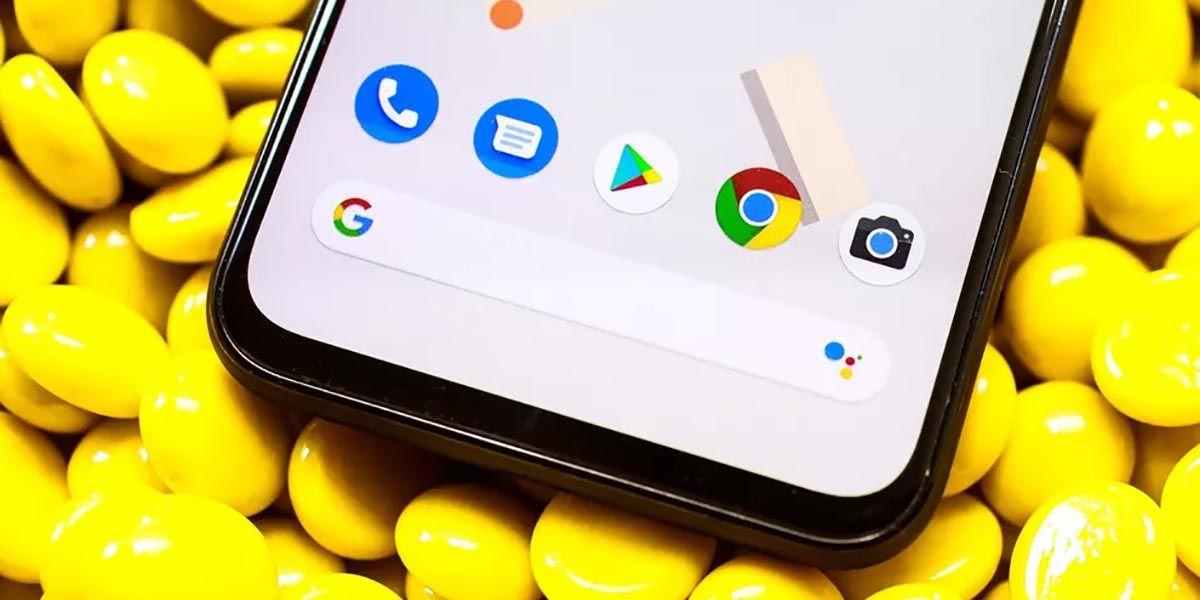 Programar el envio de mensajes en Google Mensajes