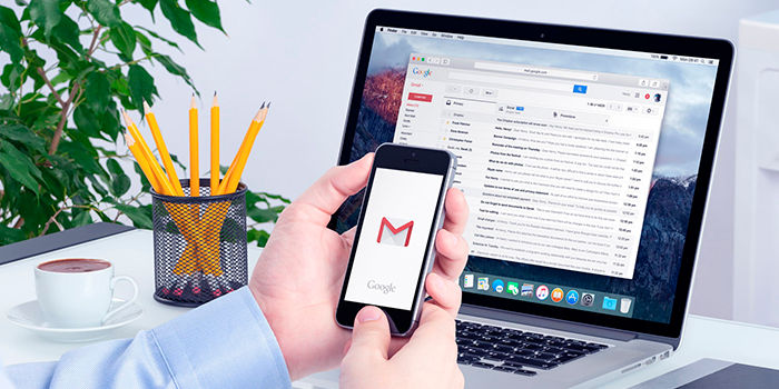 Programar email gmail Android