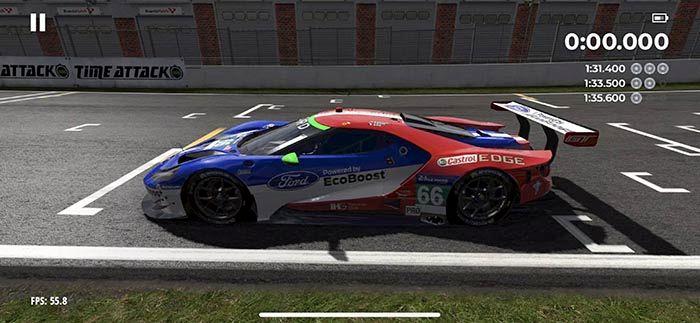 Project Cars Go capturas juego