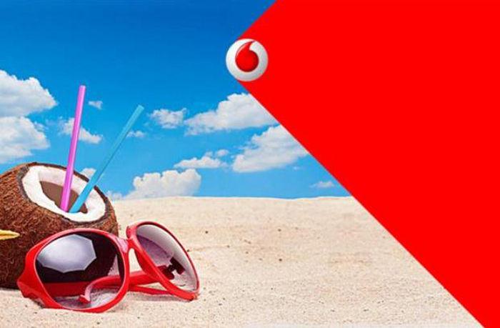 Promocion de Vodafone