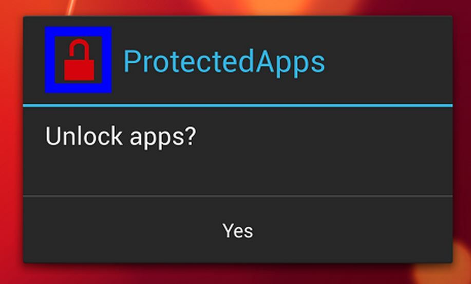 Protected Apps Logo