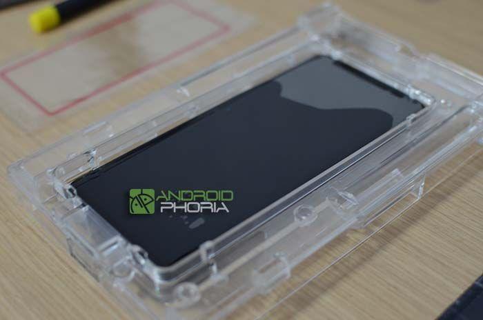 Protector pantalla Whitestone Dome Galaxy S9