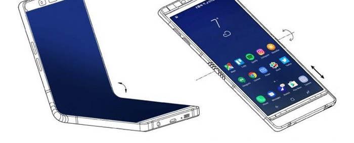 Prototipo del Galaxy X presentado en el CES