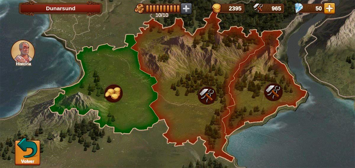 Provincias Forge of Empires