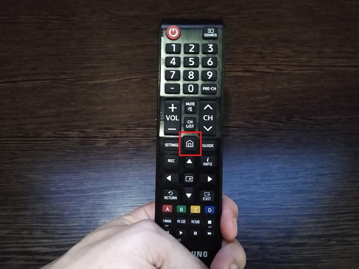 Pulsar Home control remoto Samsung