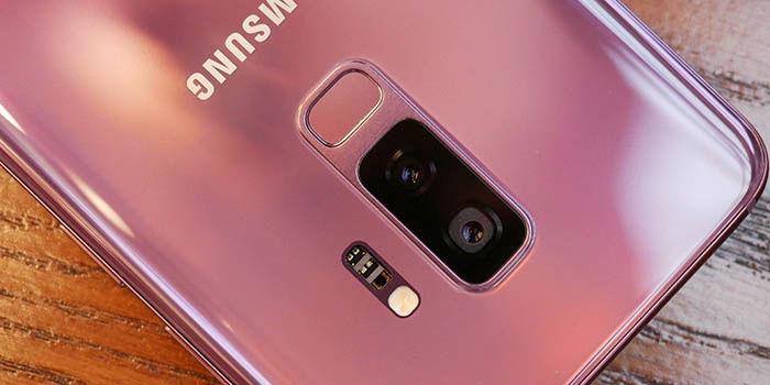 Pulsómetro Galaxy S9