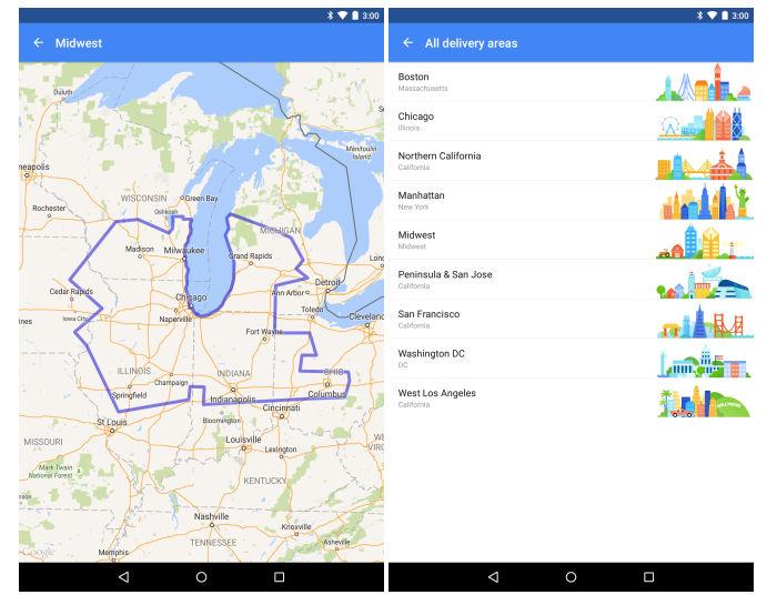 Qué es Google Express y dónde está disponible