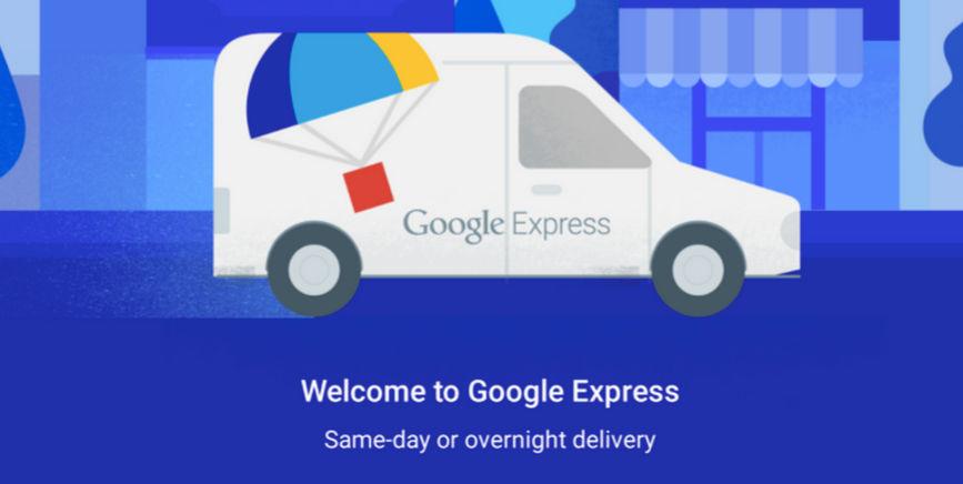 Qué es Google Express