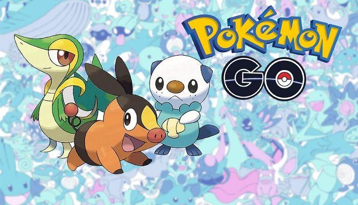 Que debo hacer para conseguir a todos los Pokemon de Quinta generacion en Pokemon Go