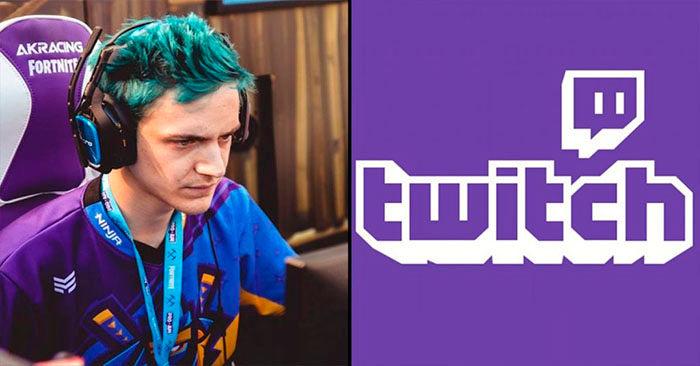 Que dijo Twitch sobre la partida de Ninja