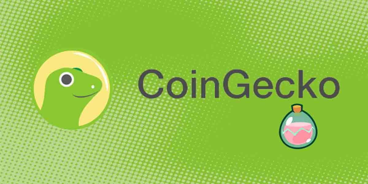 Qué es CoinGecko ver precio SLP