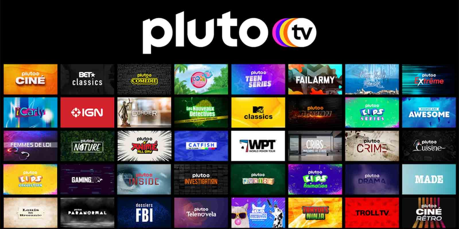 Qué es Pluto TV