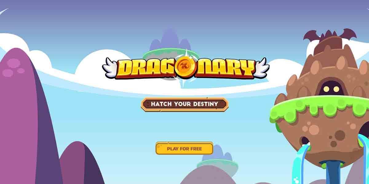 ¿Qué es criptojuego Dragonary?