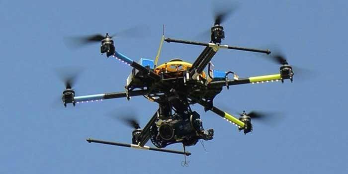 Que haran los drones de la DGT