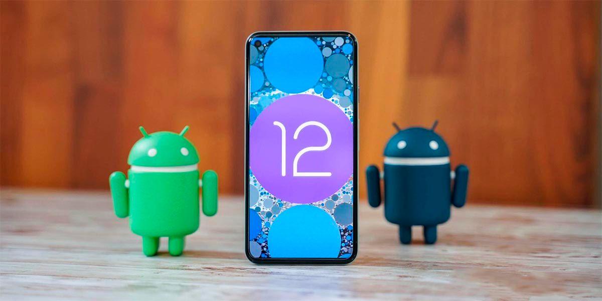 Qué hay nuevo Android 12 beta 4