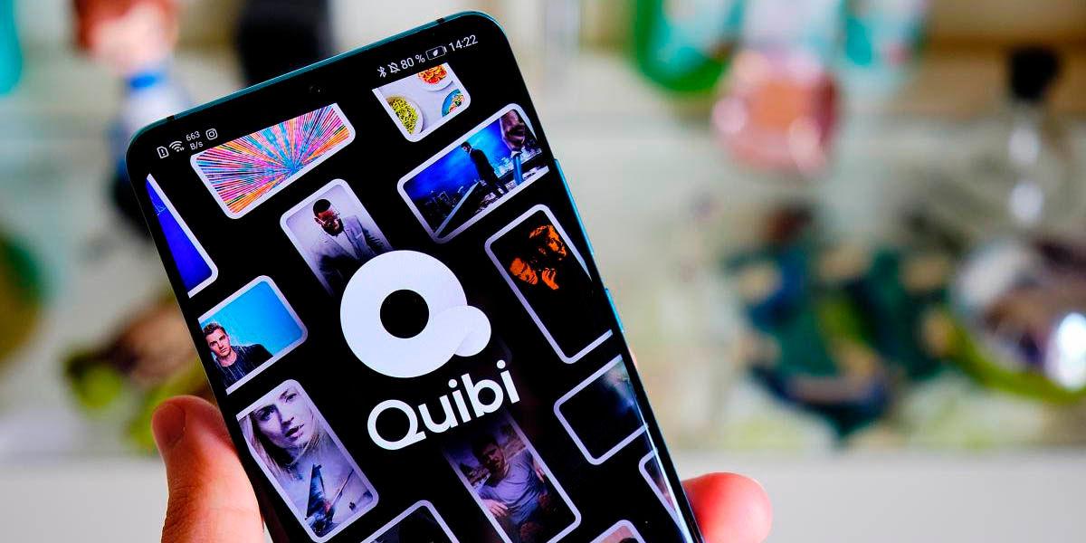 Quibi plataforma streaming vídeos cortos análisis