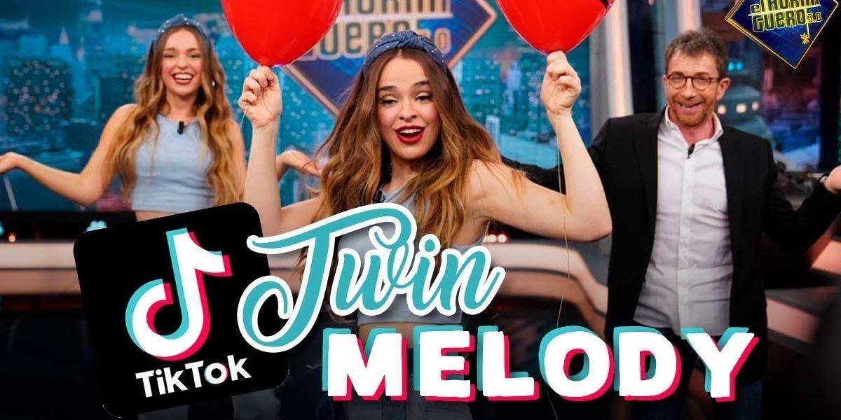 Quiénes son y qué edad tienen las famosas tiktokers Twin Melody