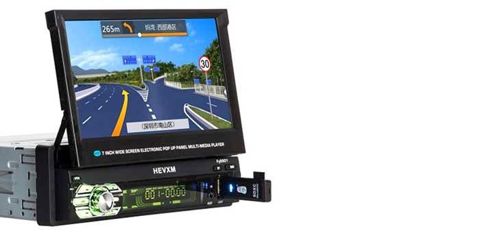 Radio DVD y GPS barata para coche
