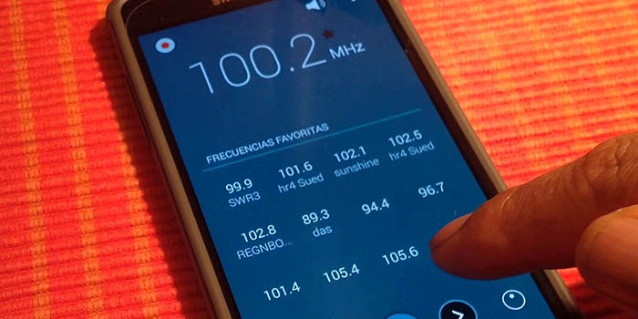 Radio FM Galaxy S7