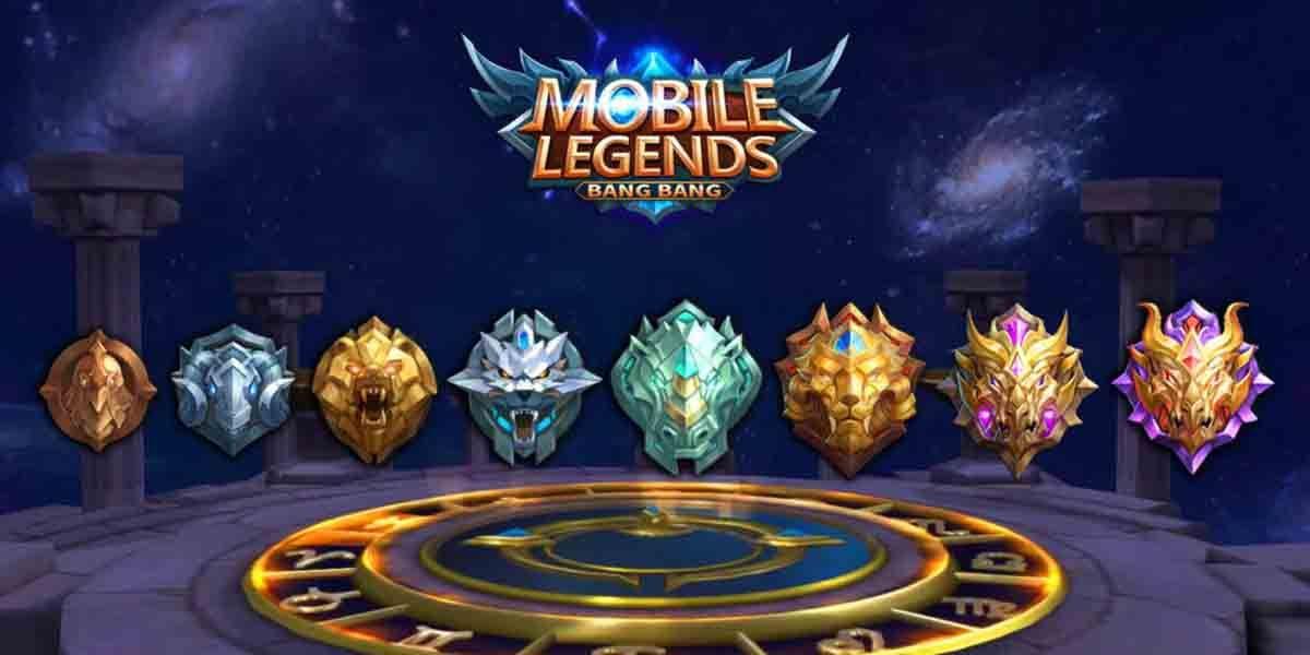 Rangos de Mobile Legends