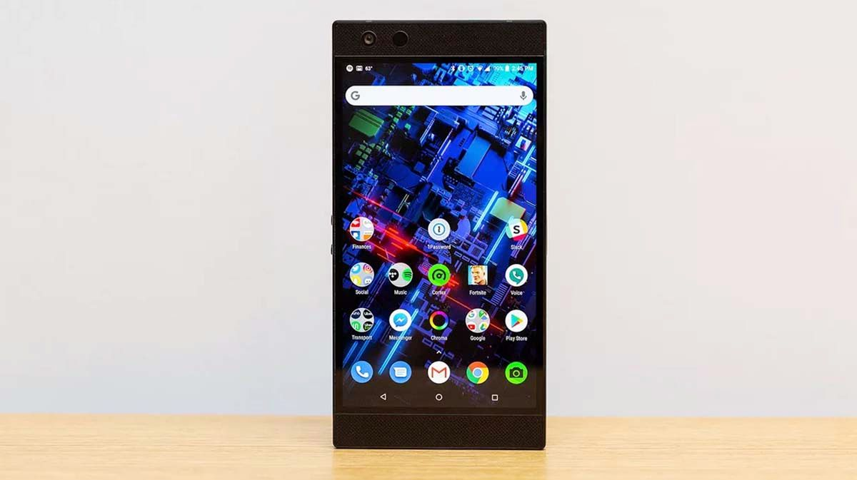 Razer Phone 2 120 Hz