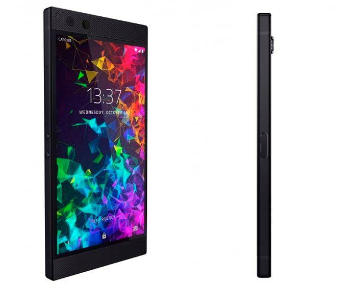 Razer Phone 2 diseño