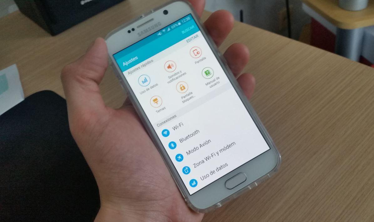 Razones para no rootear Galaxy S6