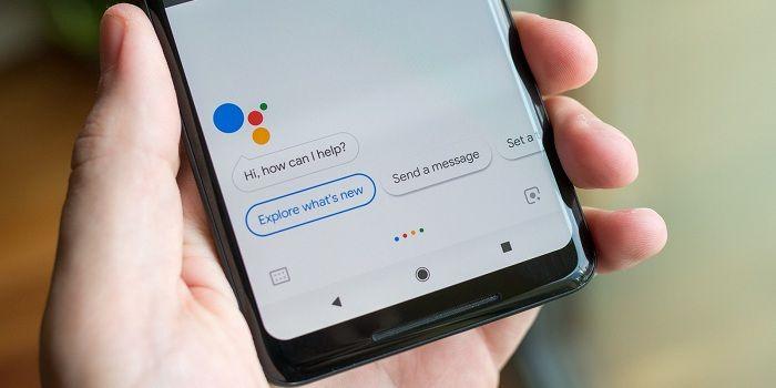 Razones utilizar Google Assistant