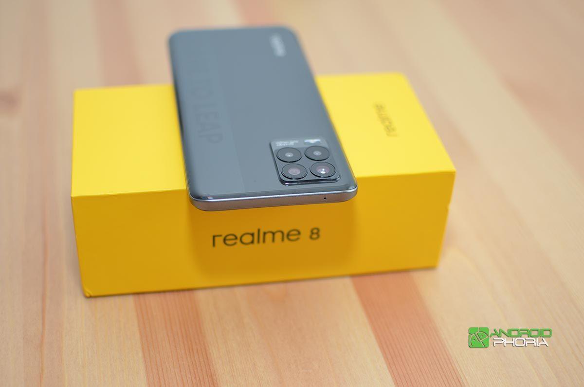 Realme 8 1