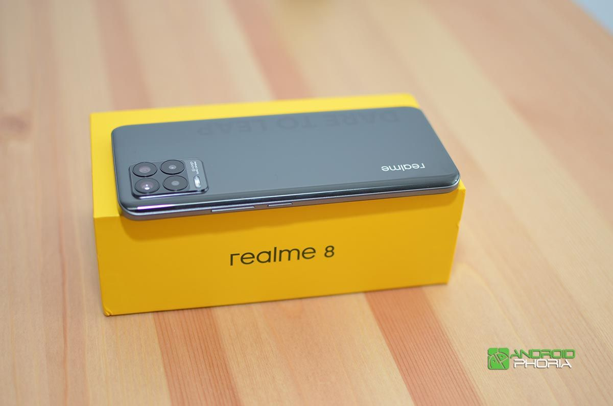 Realme 8 2