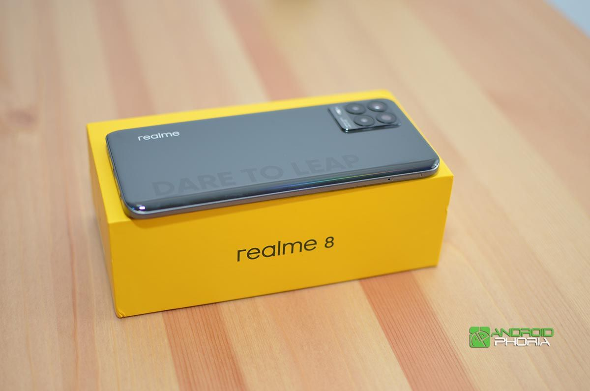 Realme 8 4