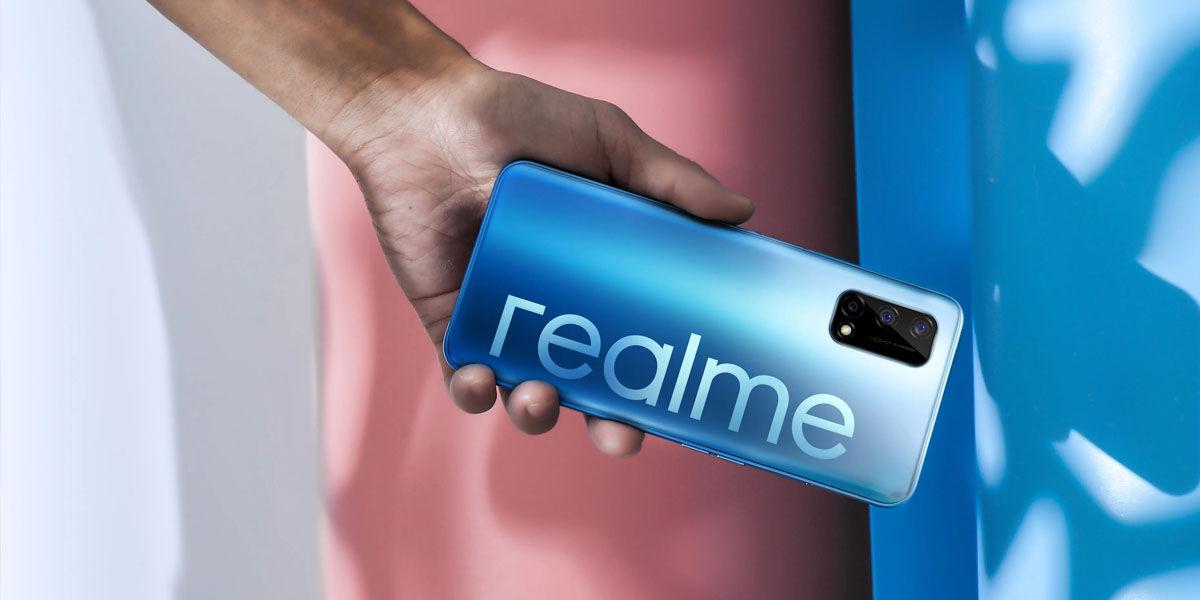 Realme Q2 características