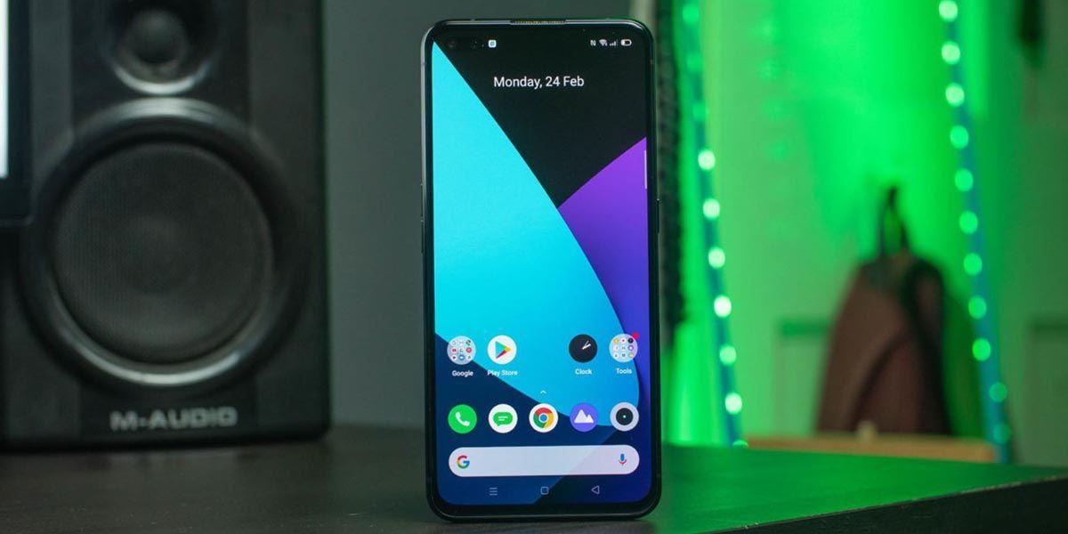 Realme X50 Pro 5G oficial