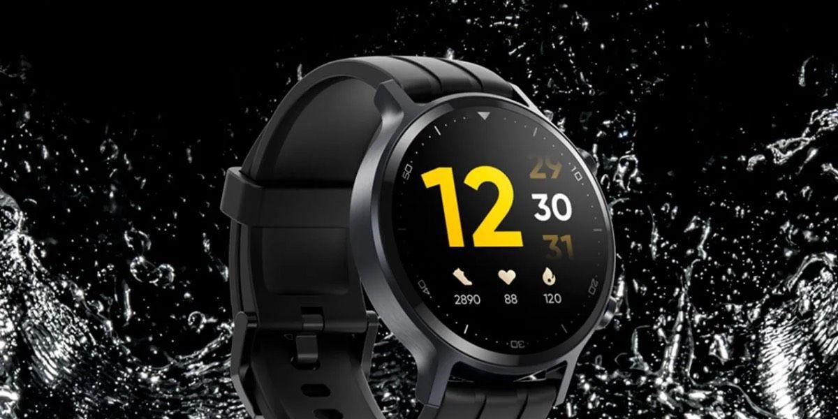 Realme watch s funciones
