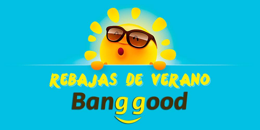 Rebajas verano Banggood
