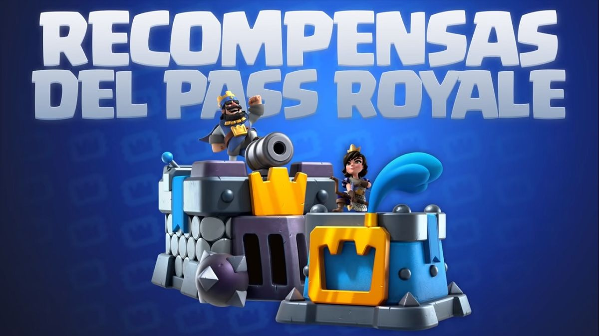 Recompensas de la Temporada 14 de Clash Royale