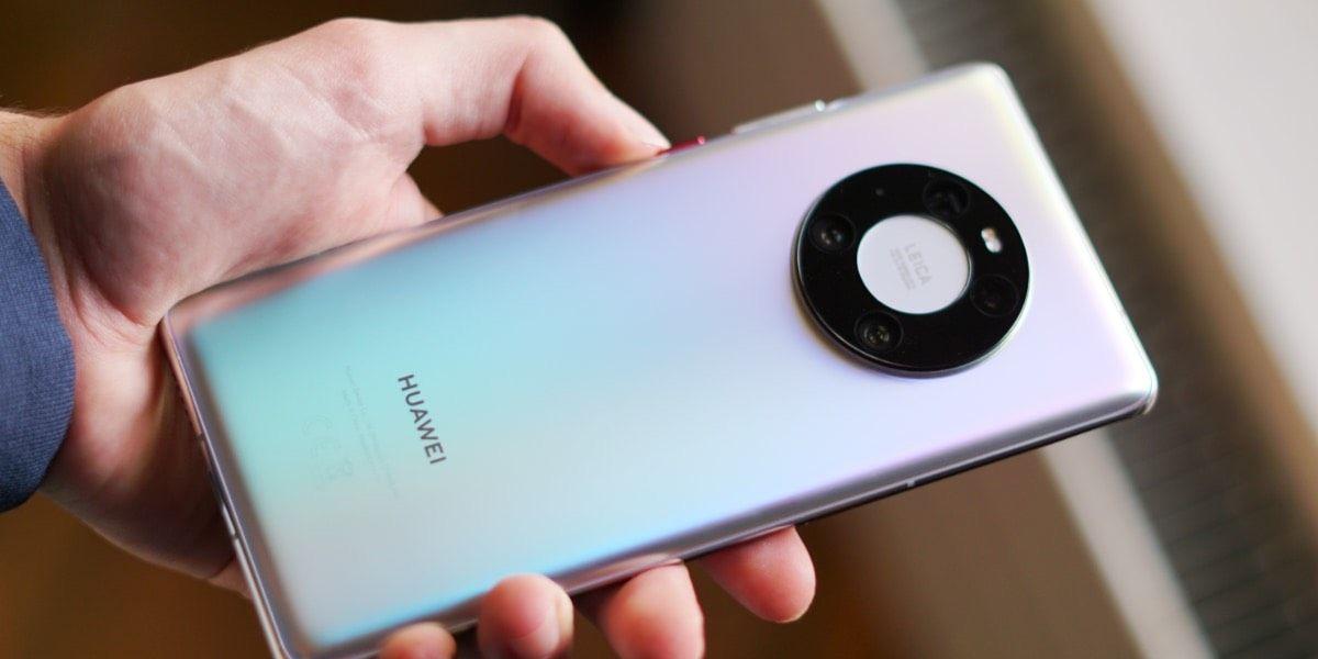 Recovery Huawei
