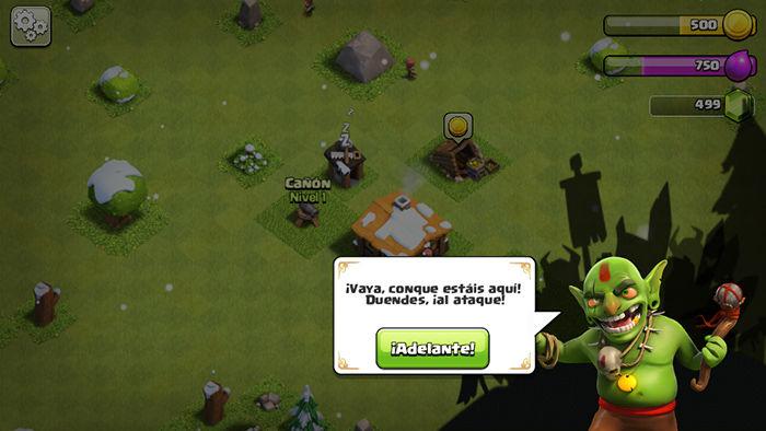 Recuperar cuenta Clash of Clans paso 2