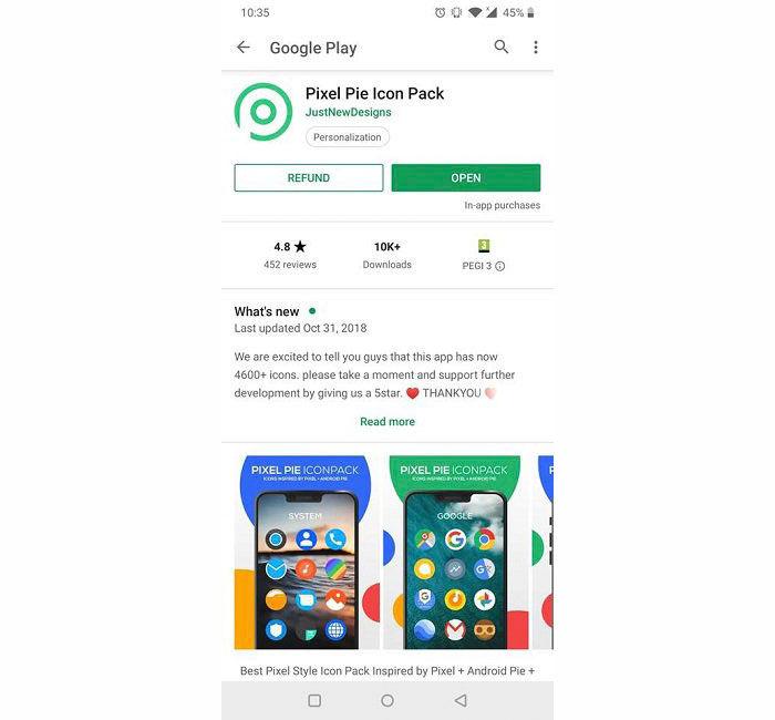 Recuperar dinero Play Store