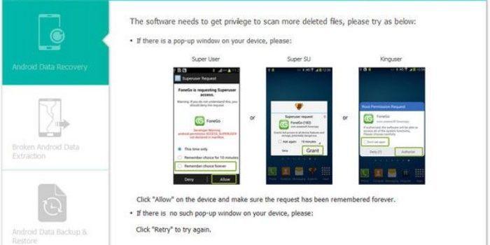 Recuperar fotos y videos en tu Android con root
