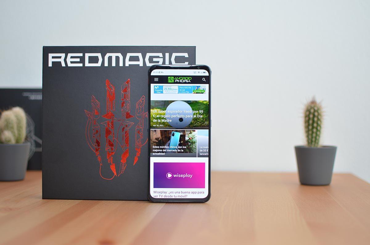 RedMagic 6 Pro Androidphoria