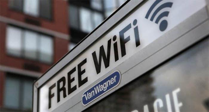 Red Wifi publica