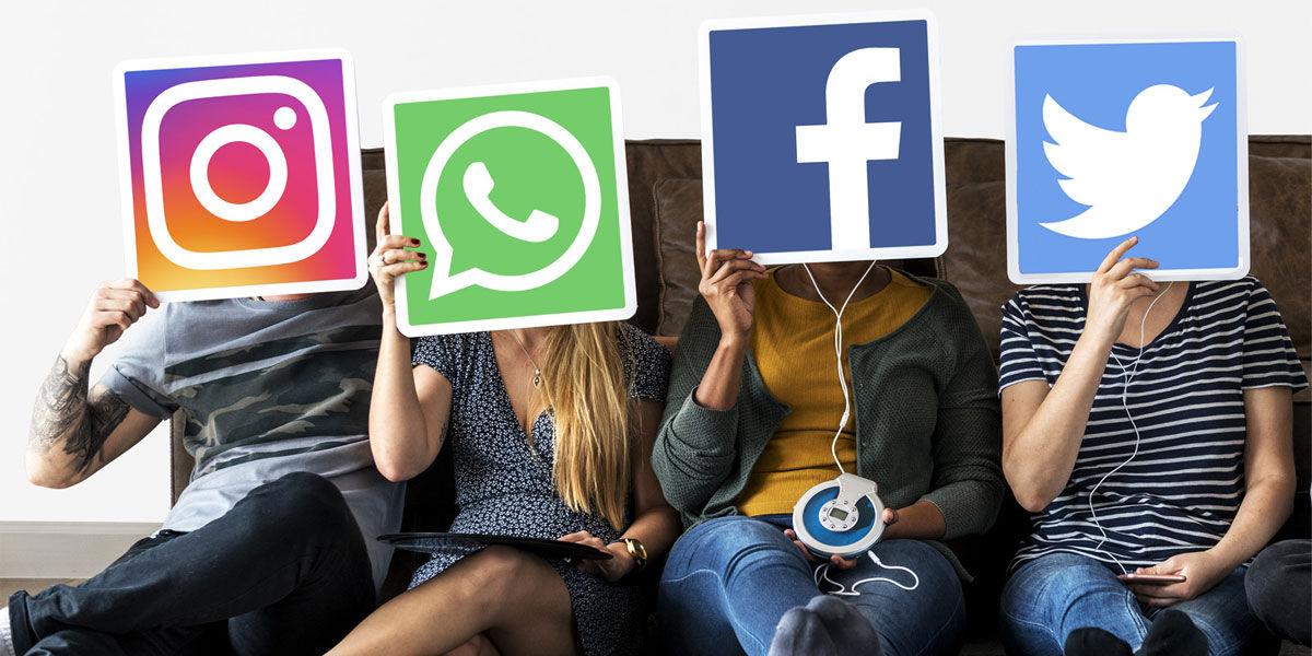 Logotipo de redes sociales